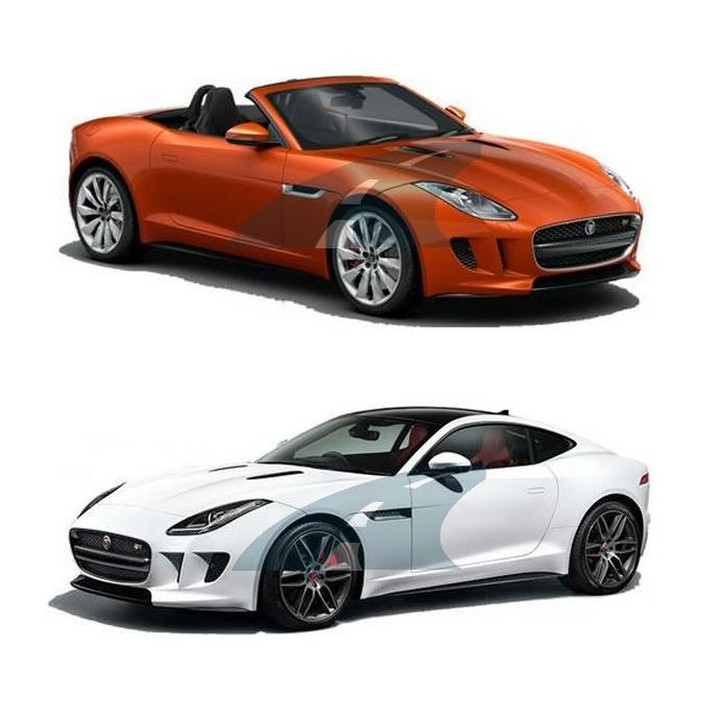 Just for fun... If you had the choice would you choose the Jaguar F-Type Convertible or Coupe? 🤔