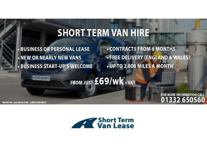 Starting a new business in 2019 but don't want to commit to a long term Van lease?⠀ ⠀ Find out more at ShortTermVanLease.co.uk