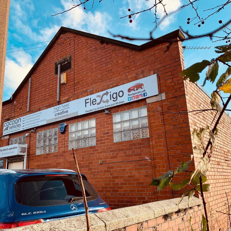 We're very proud of our buildings history, but we want to find out more : See how you can help at: https://cocoonvehicles.co.uk/belper/the-old-co-operative-on-holbrook-road/  @belperdirectory