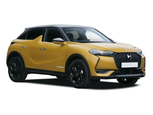 DS DS3 Crossback delivered to Walsall