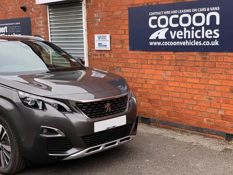 This @peugeotuk 3008 is off down to Chichester in the morning on a 12 month car lease
