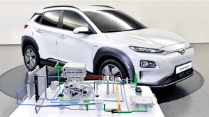 Hyundai and Kia new Heat Pump for EV