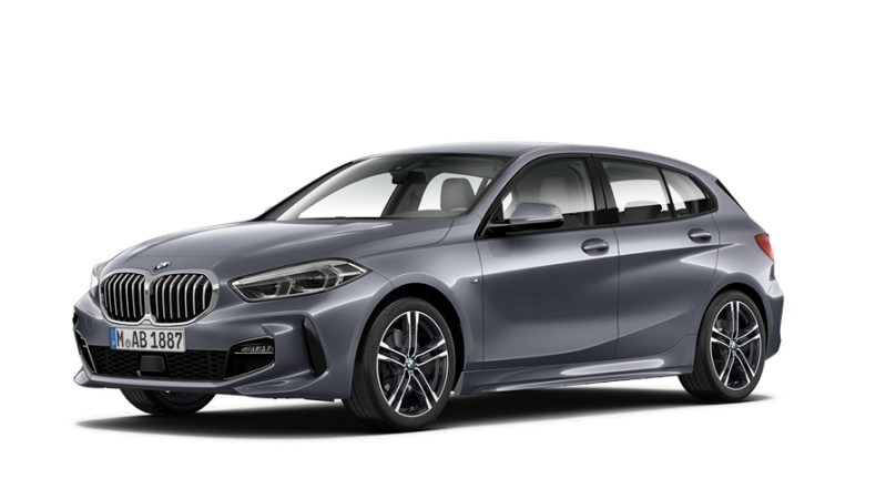 BMW 1 Series Hatchback 118d M Sport on 9 month car lease