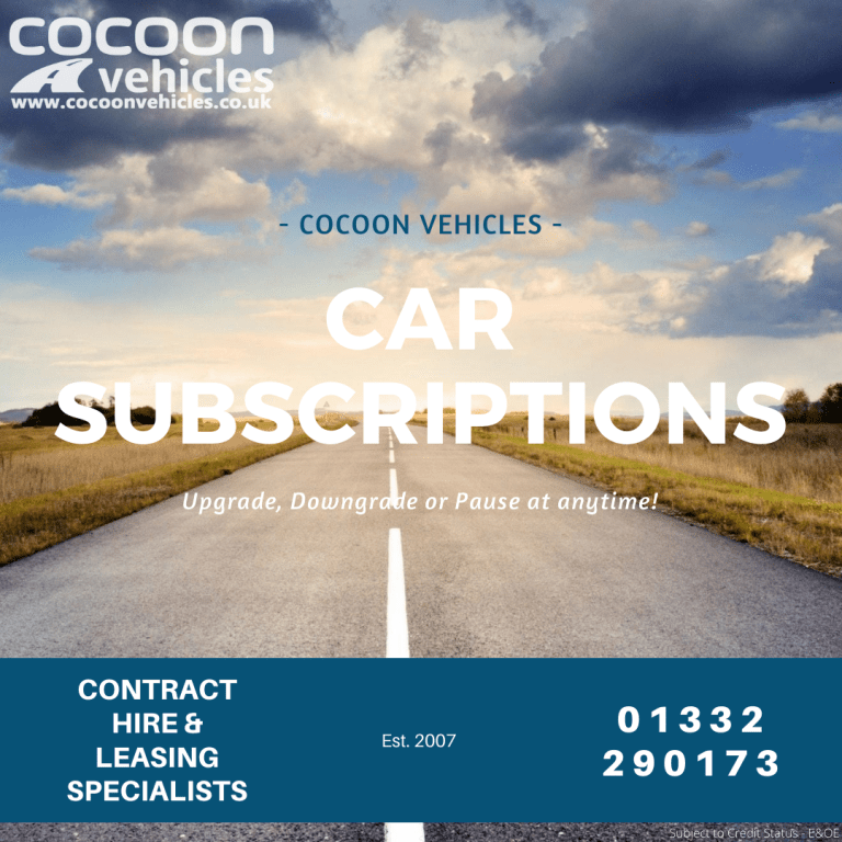Northern Vehicles Car Subscriptions