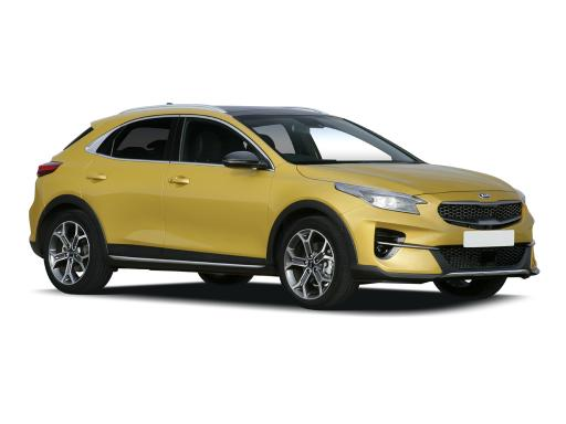 Kia XCEED Hatchback 1.0T Gdi ISG 2 on 12 month car lease