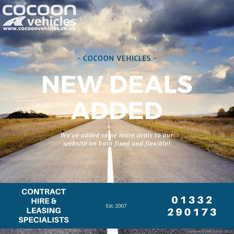 We've added lots of new deals on both flexible and fixed short-term car solutions.  Check out our website for more information, link in the bio!