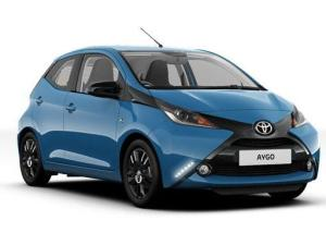 Toyota Aygo Hatchback 1.0 VVT-I [6m] on 6 month car lease