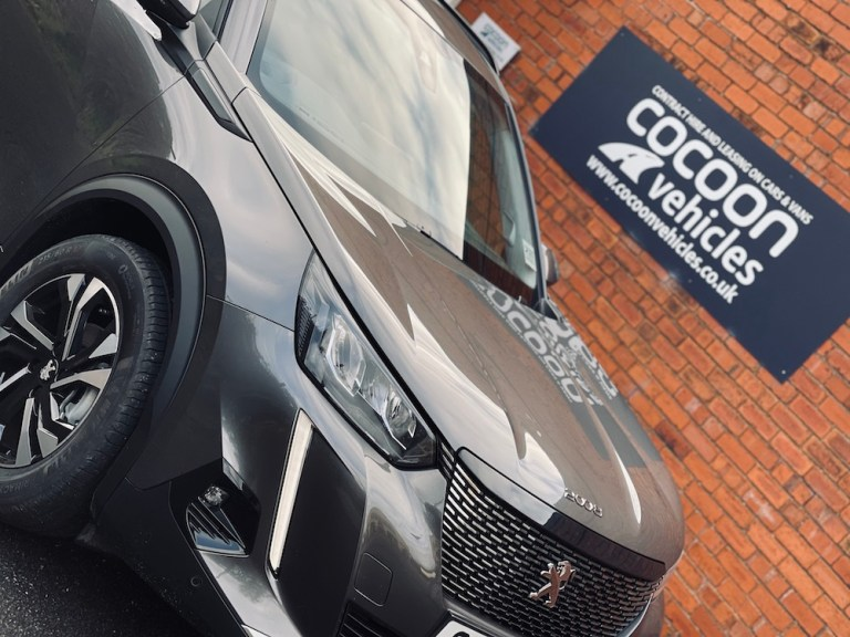 Peugeot 2008 at Cocoon Vehicles HQ