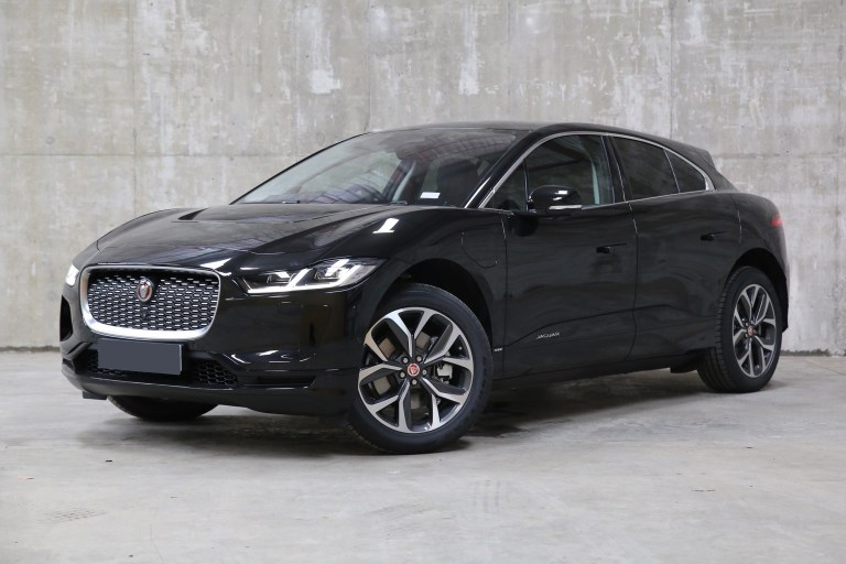 Jaguar I-Pace HSE in Black at Global Autocare Ltd