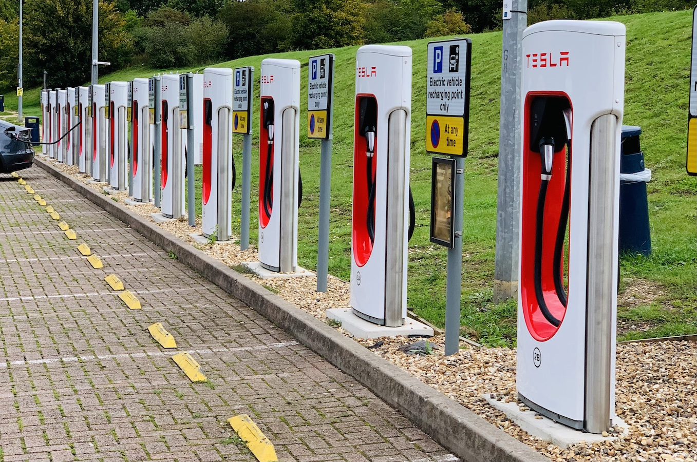 UK Electric Charger Network