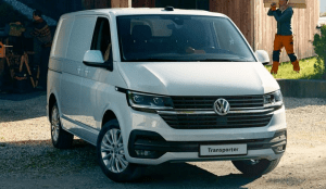 VW Transporter Short-Term