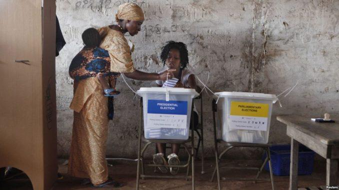 Risultati immagini per sierra leone elections