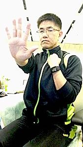 腕指チェンジ1−2