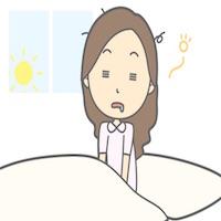 夜間は副交感神経が優位