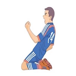 サッカー・活躍