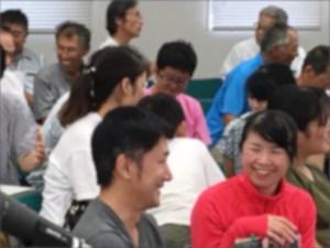 笑顔ひろがる人権講演