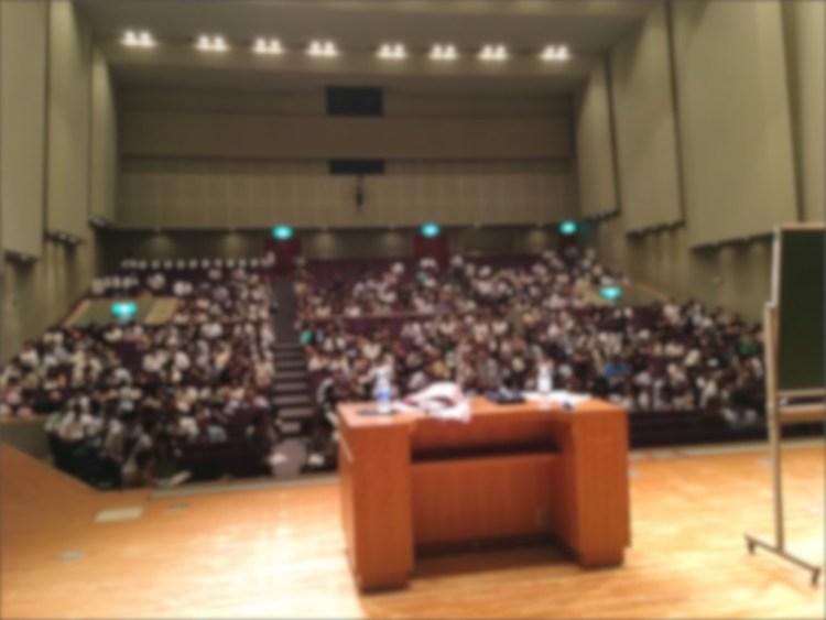 心と身体の免疫力を高める講演会の写真