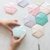 Hexagon Letter Origami