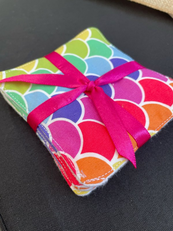 Reusable make-up wipes