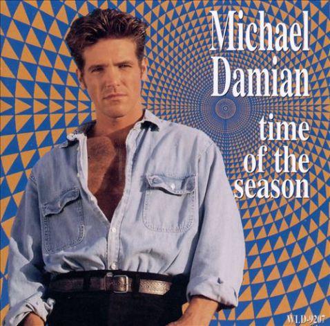 michael damian time of the season