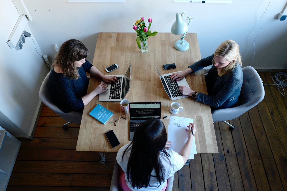 women are the future of coworking