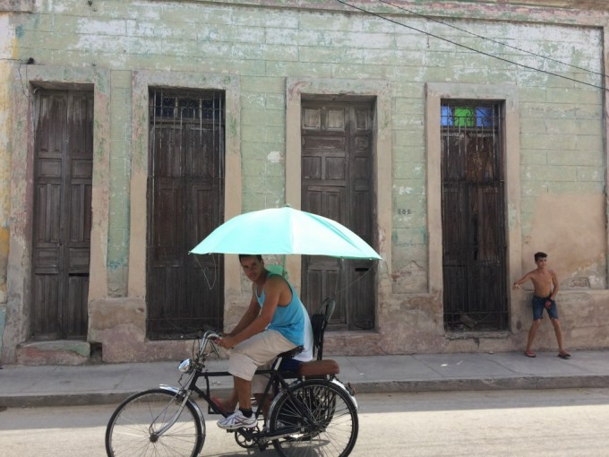 キューバの人々