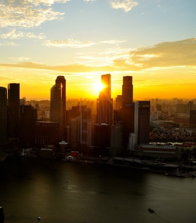 羽田発深夜便利用、シンガポールへの弾丸旅行を楽しむコツ