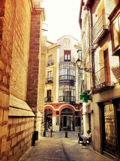 スペイン旅行二日目はトレド観光
