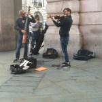 ロンドンのストリートアートを楽しもう!アートなパフォーマンスが楽しめるおすすめ地区