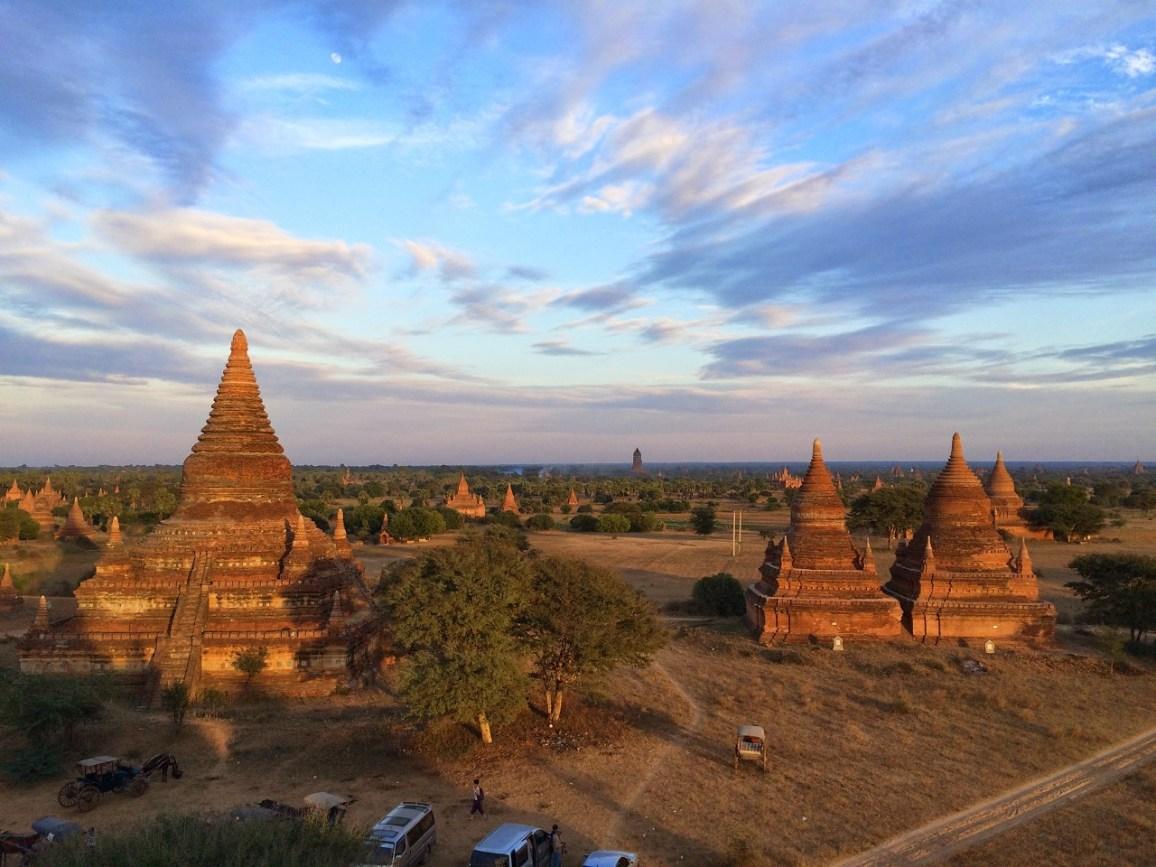 ミャンマー、バガン