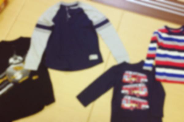 【男子小学生の服選び】130㎝、子供服に悩む(GAP・H&M)