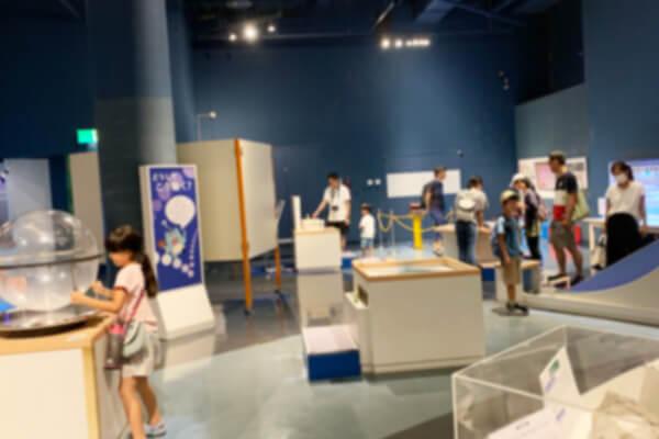 多摩六都科学館はプラネタリウムもあり一日中遊べます!