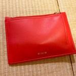 ミニ財布がわりになるミニウォレットケースがおすすめです