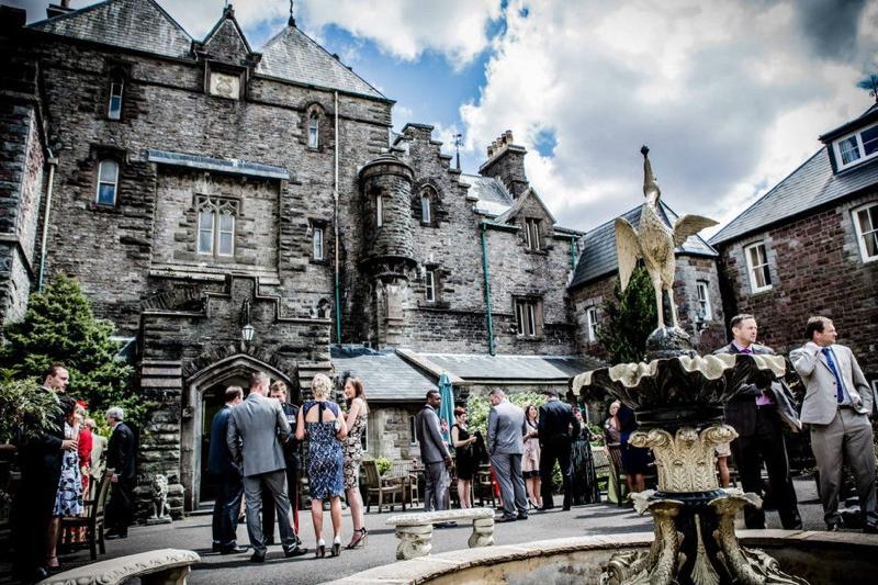 Wedding Venues In Swansea Wales Craig Y Nos Castle Uk Wedding Venues Directory