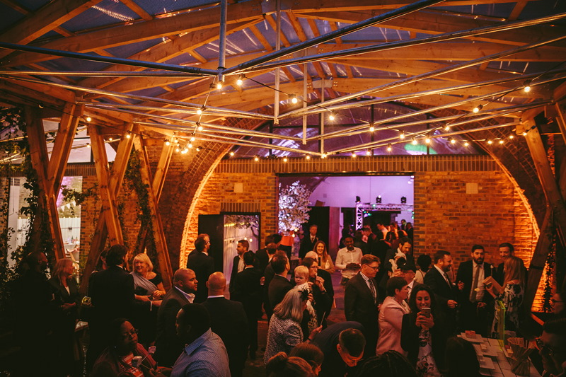 folding wooden chairs high back wood dining room wedding venues in london | amp studios uk directory