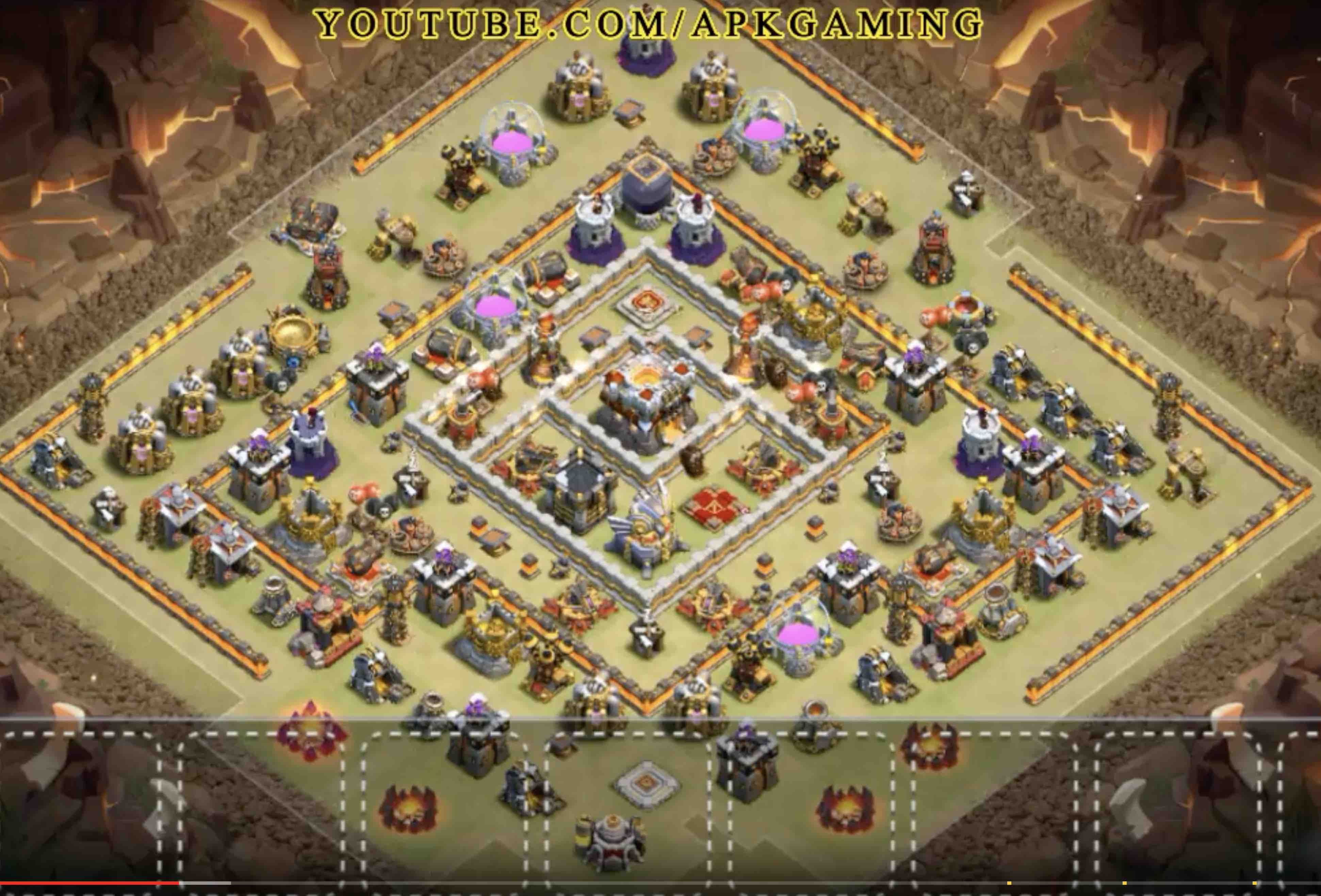 Town Hall 11 War Bases That Win Updated For May 2018