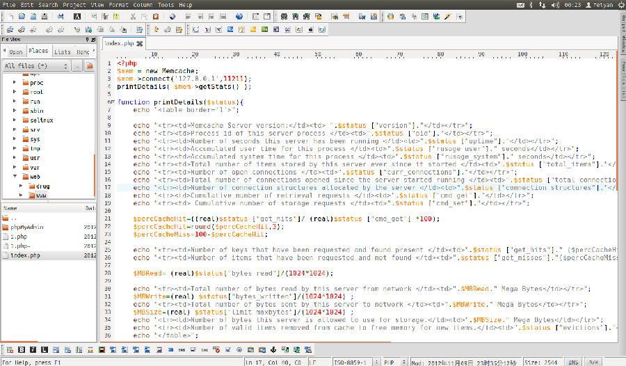 Ubuntu/Linux下7款輕量級編輯器推薦 | 開源互助社區