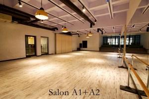 Latino Dans Stüdyosu Ümitköy Şubesi Salon 1+2.4