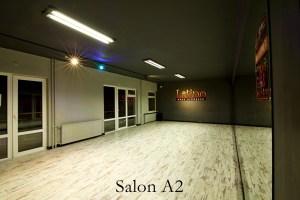 Latino Dans Stüdyosu Kavaklıdere Şubesi Salon A2.2