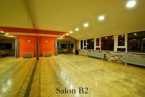 Latino Dans Stüdyosu Kavaklıdere Şubesi Salon B2.1