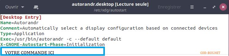 Ubuntu start up rotate fix