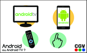 Android BOX OS Android + Android TV