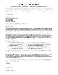 Graphic Designer Cover Letter Sample | Monster.com