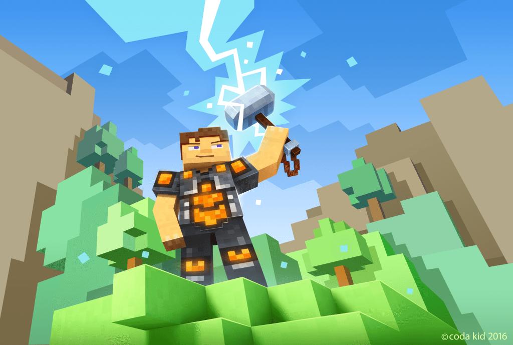 Minecraft - A Parent's Survival Guide