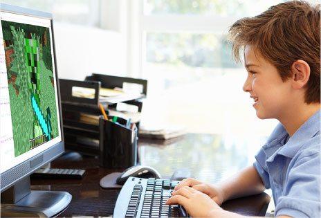 Kids coding classes are boring