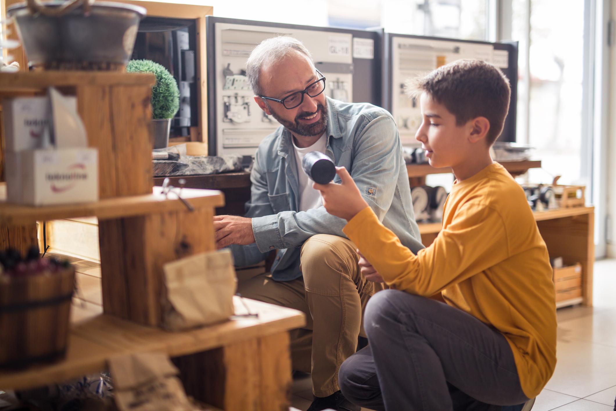 Child entrepreneurship