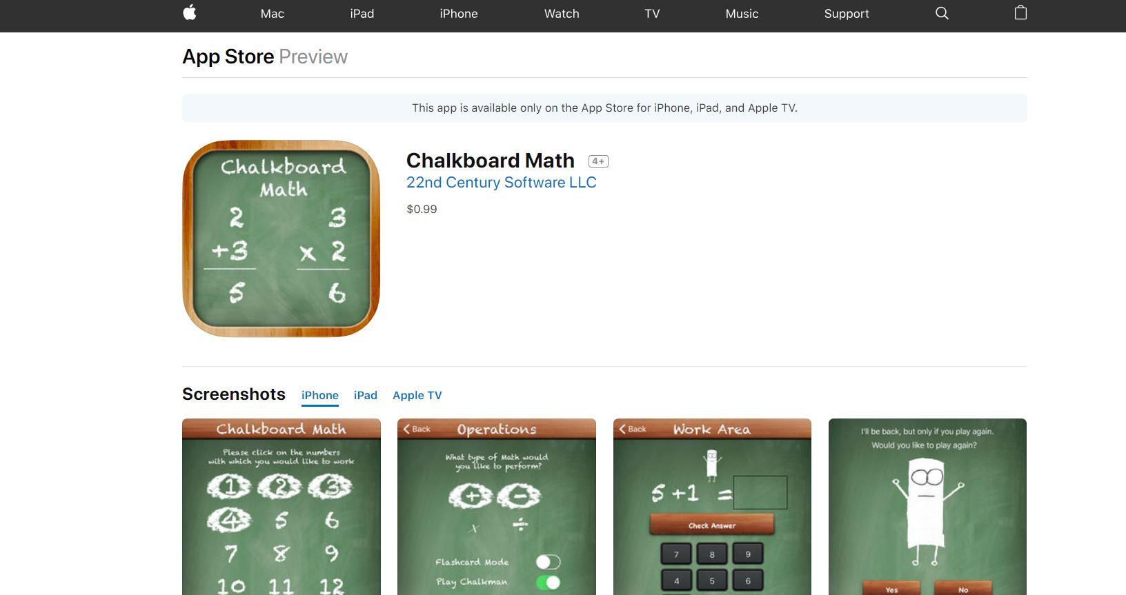 Chalkboard Math CodaKid Top 21 Math Games of 2019