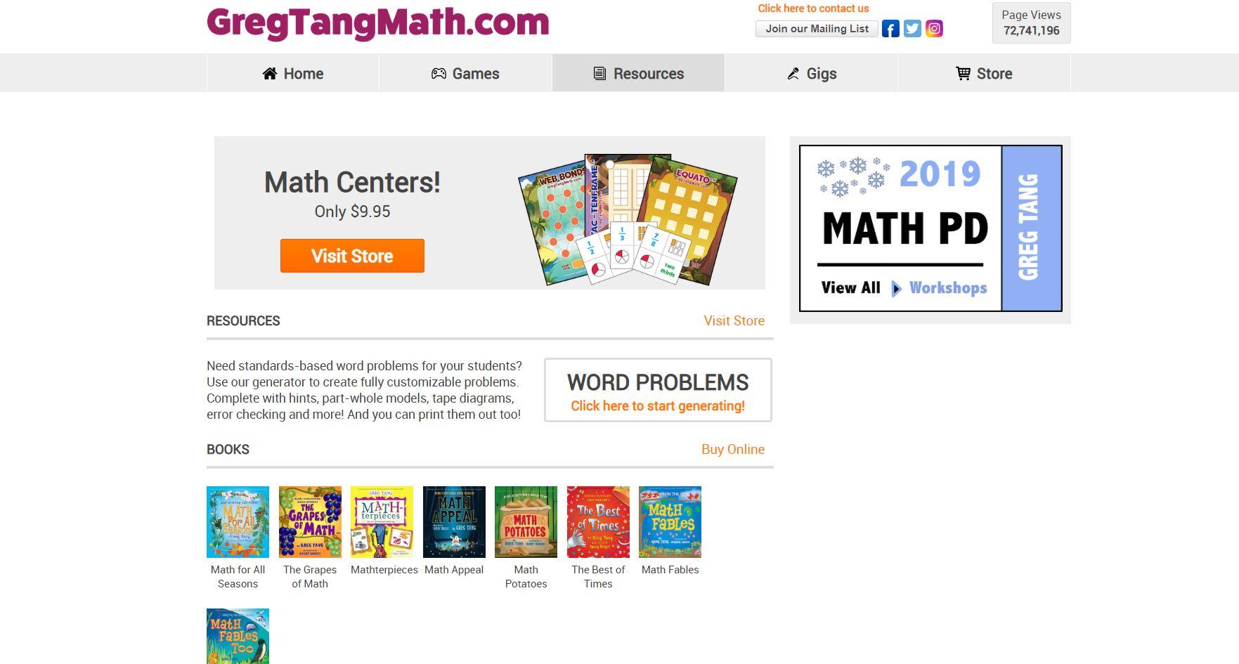 Greg Tang Math Top 10 Free Math Websites of All Time CodaKid
