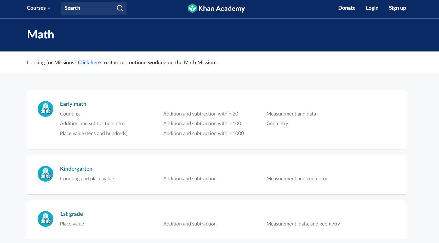 Khan Academy Top 10 Free Math Websites of All Time CodaKid