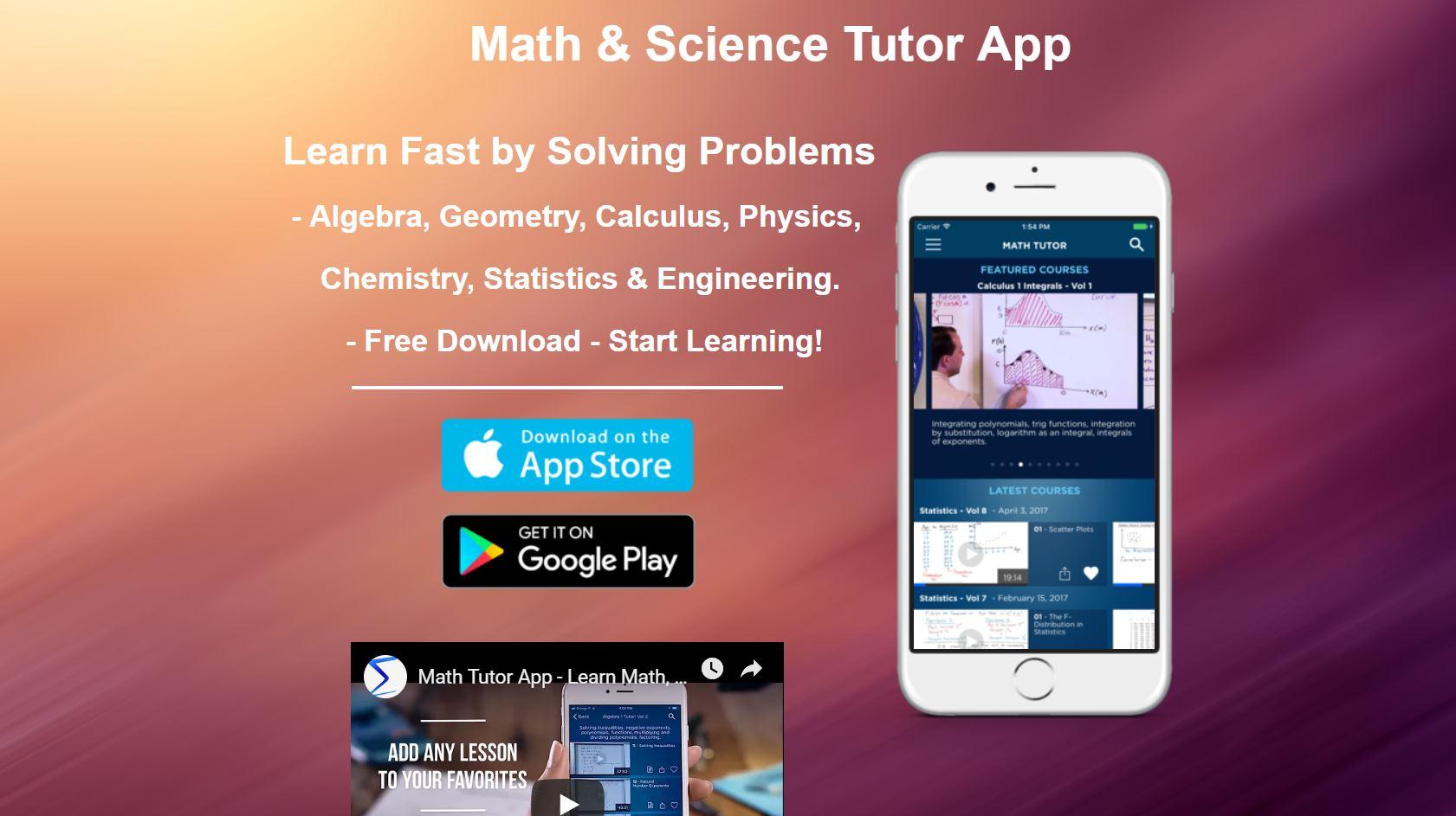 Math & Science Tutor App Codakid Top 21 Math Apps of 2019